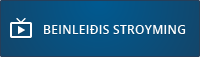 Beinleiðis stroyming